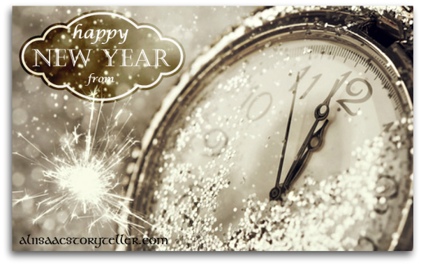 Happy New Year! www.aliisaacstoryteller.com